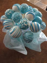 baby boy cakes cake pops for baby boy shower 19939