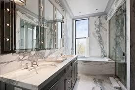gray bathroom vanity contemporary bathroom the plaza