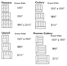 Cabinet Drawer Inserts Acrylic Drawer Inserts For Kitchen Cabinets Standard Sizes