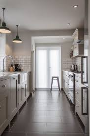 what is the best lighting for a galley kitchen small galley kitchen ideas renovate