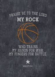 printable sports quotes instant download basketball sports scripture printable psalm 100 4