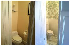 Before And Afters Clients Paint by Haute Indoor Couture Client Foyer Before U0026 After