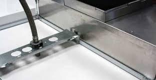 Cleanroom Ceiling Tiles by Cleanroom Ceilings Inc T Bar Grid Clean Room Ceiling Grid Solution
