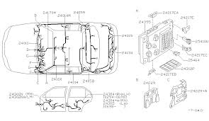 wiring for 1997 nissan maxima nissan parts deal