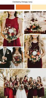 fall colors for weddings best 25 fall wedding colors ideas on wedding colors