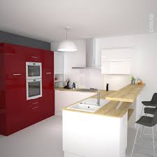 cuisine avec snack bar cuisine moderne façade stecia brillant apartments