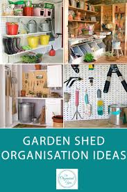 garden shed organisation ideas blog home organisation the