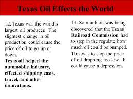 Texas how much does it cost to travel the world images Oil industry before 1901 oil was used to stop leaks on boats jpg