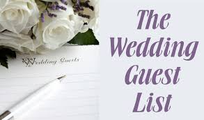 who to invite to wedding wedding guest list helps everafterguide