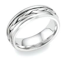 braided band braided wedding rings braided band wedding rings blushingblonde
