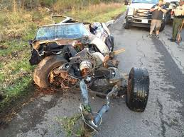 corvette crash corvette c3 crash pictures