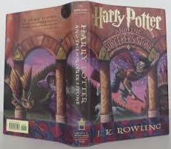 harry potter sorcerers stone jk rowling edition abebooks