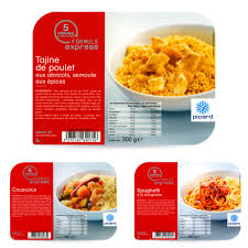 plat cuisiné picard plats cuisinés picard maison image idée