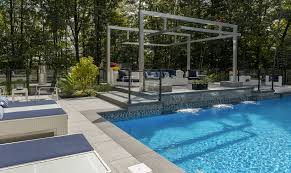 amenagement piscine exterieur aménagement soleil plus u2013 aménagement paysager montérégie