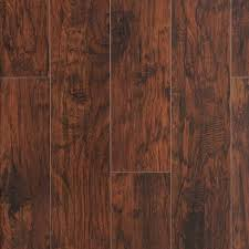 floor and decor hardwood reviews mocha hickory laminate 8mm 944101289 floor and decor