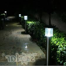 15 best ideas of modern small outdoor solar lights
