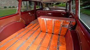 Gibbles Auto Upholstery 1954 Chrysler Windsor Deluxe Town U0026 Country Wagon F104 Dallas 2017