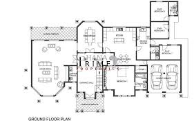 homes for sale with floor plans 5 bedroom luxury house for sale in trasacco valley