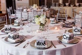 Wedding Reception Round Table Decorations Saomc