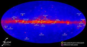 Dark Sky Map Fermi Pictures