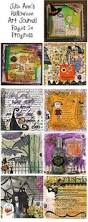 90 best halloween journal pages images on pinterest art