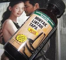 minyak lintah tapa leech oil 60ml penis enlargement oil for