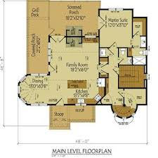 small cottages floor plans cottage house plans floor plan small 576 sq two floors one