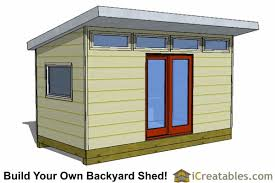 Storage Shed With Windows Designs Modern Shed Plans Modern Diy Office Studio Shed Designs