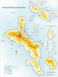 Seychelles Map Seychelles Electoral Map Seychelles U2022 Mappery