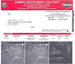 red light camera ticket cost bright lights sweaty armpits chicago is one expensive city