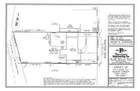 floor plan survey 147 tennyson dr short hills nj 07078 sue adler realtor