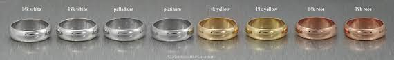 14k palladium white gold precious metals guide moissaniteco