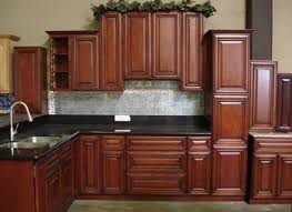 Modern Cherry Cabinet Kitchen Designs Image Of Architecture Set - Cherry cabinet kitchen designs