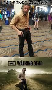 Walking Dead Rick Meme - rick grimes cosplay the walking dead jpg