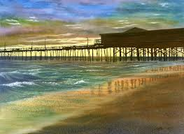 paint places painting wild places with watercolors learn to paint nags head