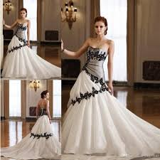 black and white wedding dresses cheap black and white wedding dresses dress ty