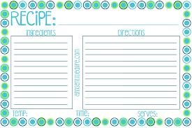 doc 490331 recipe card u2013 300 free printable recipe cards 83