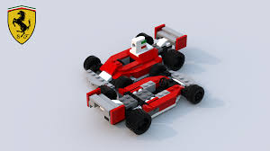 renault lego ot another week another lego f1 car 1975 ferrari 312t formula1