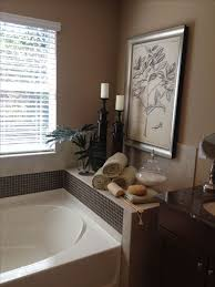 bathroom tub decorating ideas best 25 garden tub decorating ideas on tub photo