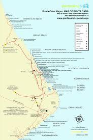 La Airport Map La Romana Map Tourist Map Of The Area La Romana Location Guide