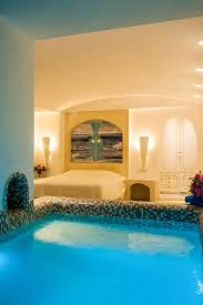 luxury suites with private infinity pool in santorini astarte suites