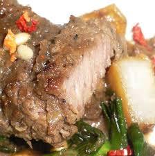 comment cuisiner la poire de boeuf côte de bœuf mariné à la coréenne succulent à tomber par terre la