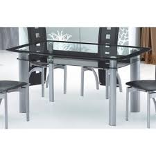 Best Quality Dining Room Furniture Coaster Company Los Feliz Matte Silver Dining Table Free