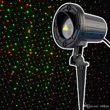 laser lights 2018 outdoor christmas laser lights green waterproof static