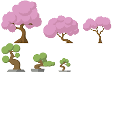 japanese trees by android272 on deviantart