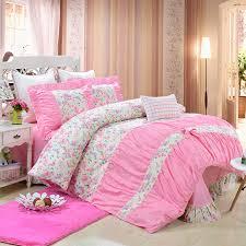 Discount Girls Bedding aliexpress com buy yadidi 100 cotton pink princess polka dot