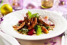 cuisiner aiguillettes de canard recette aiguillettes de canard farcies au foie gras