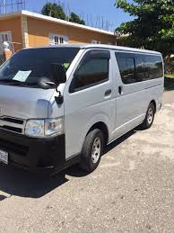 toyota hiace 2012 toyota hiace for sale in kingston jamaica for 2 400 000