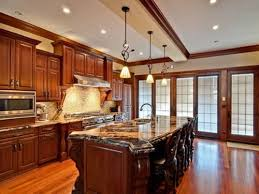 Knotty Pine Kitchen Cabinet Doors by Cherry Wood Bathroom Cabinets Brown Varnished Wood Kitchen Cabinet