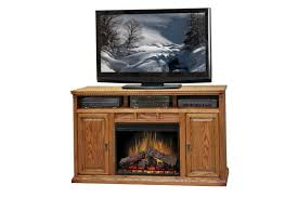 black corner fireplace tv stand with glass door bookcase decofurnish